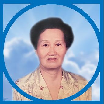online obituary - display photo of late Mdm. Kho Geok Kheng