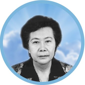 online obituary - display photo of late Mdm. Lie In Njie Moy