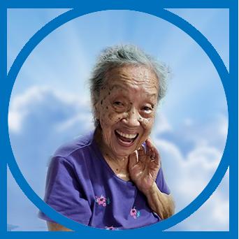 online obituary - display photo of late Mdm. Lim Ah Kheng