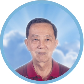 online obituary - display photo of late Mr. Lim Peng Song