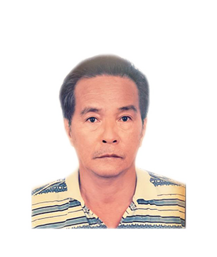Late Mr. Ang Sik Tian masthead photo for online obituary on the beautiful memories