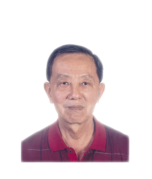 Late Mr. Lim Peng Song masthead photo for online obituary on the beautiful memories