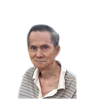 Late Mr. Tan Song Kin @ Tan Soong Yong masthead photo for online obituary on the beautiful memories