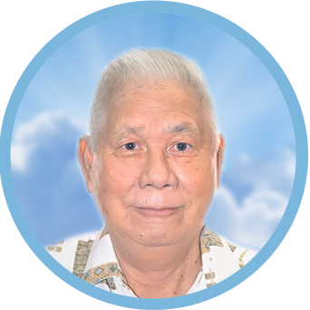 online obituary - display photo of late Mr. Lee Weng Chew @ Lee Kong