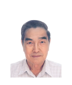 Late Mr. Woo Peng Koon masthead photo for online obituary on the beautiful memories