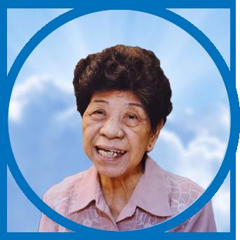 online obituary - display photo of late Mdm. Phang Chun Mui