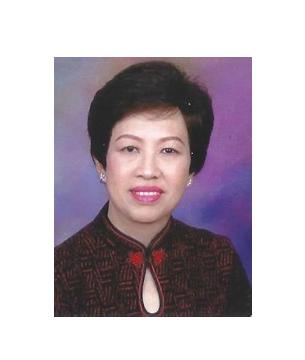 Late Mdm. Chua Joo Gek masthead photo for online obituary on the beautiful memories